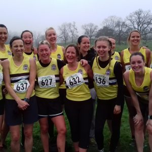 Action Photos from Men & Ladies Racing In Stratford Results Attached
