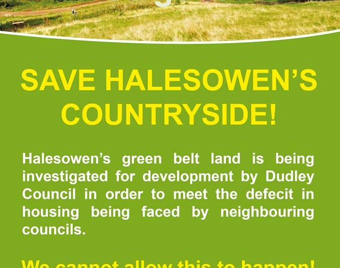 Save Halesowen Countryside