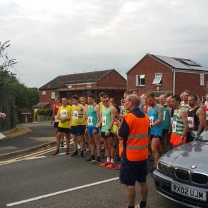 Mid Week Series Droitwich 10km 2018