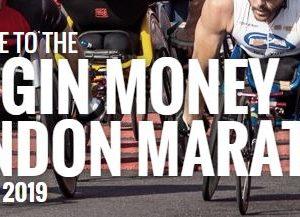 Virgin London Marathon Place 28 April 2019 Club Ballot 5/12/19