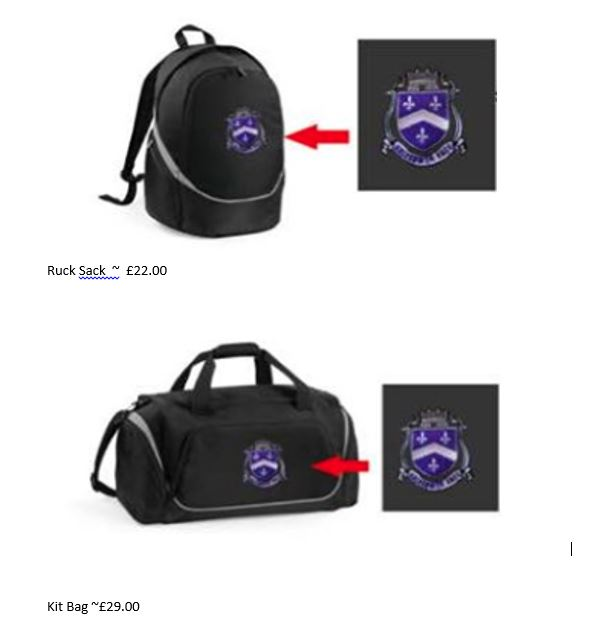 Kit Bags for Sale