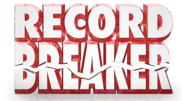 Congratulations to Sam Morton –  New Mile Record Holder