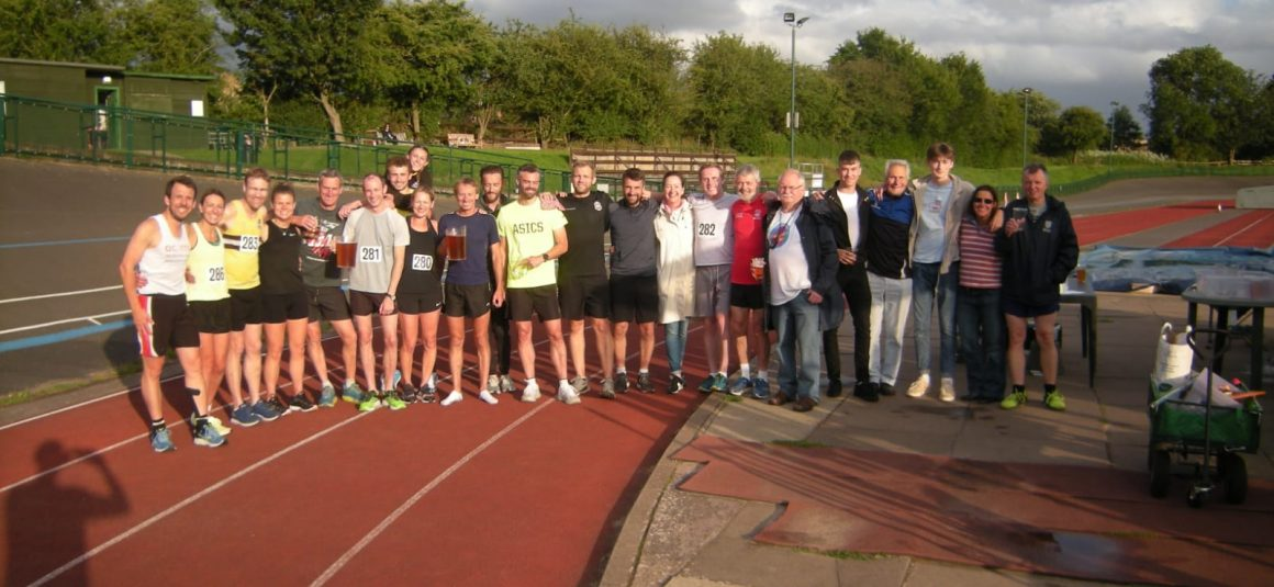 Halesowen Beer Mile 2019!
