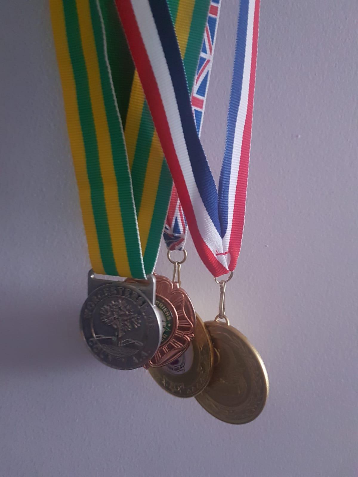 james h medals