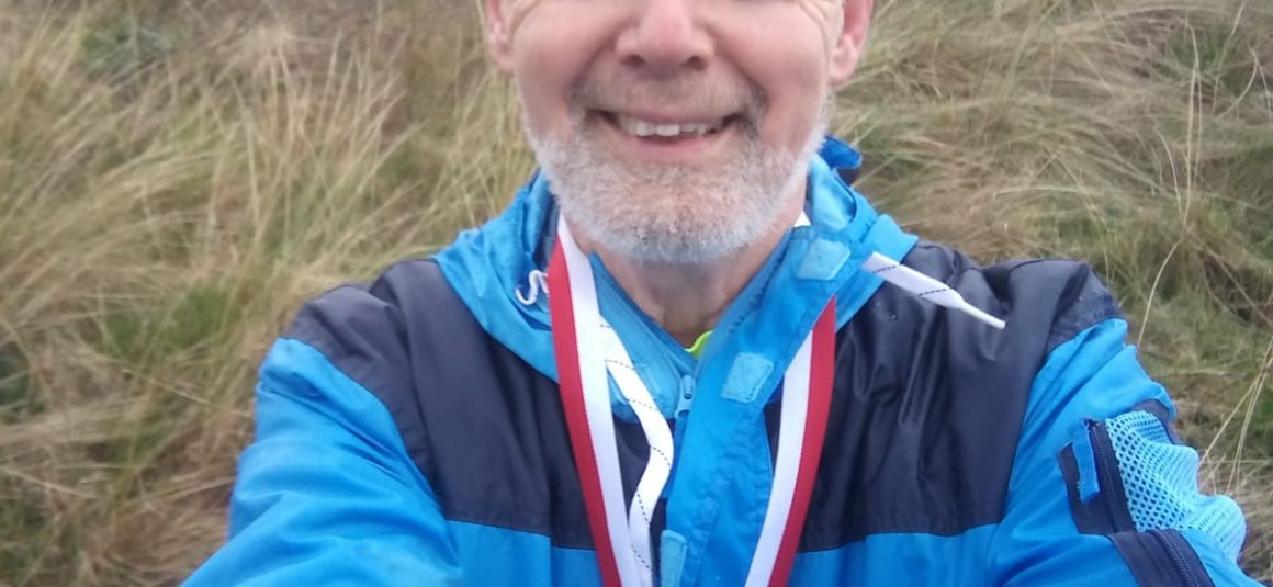 Bronze Medal for Paul Allen in the Welsh Cross Country Championships