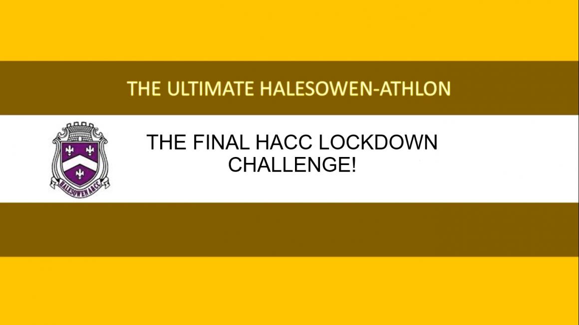 The Ultimate Halesowen-athlon