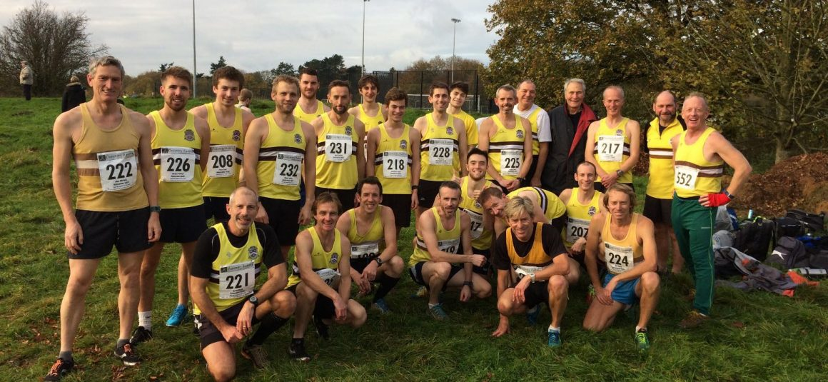 Off to a great start – Men's XC Report