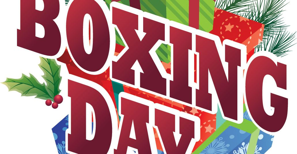 Boxing Day Info