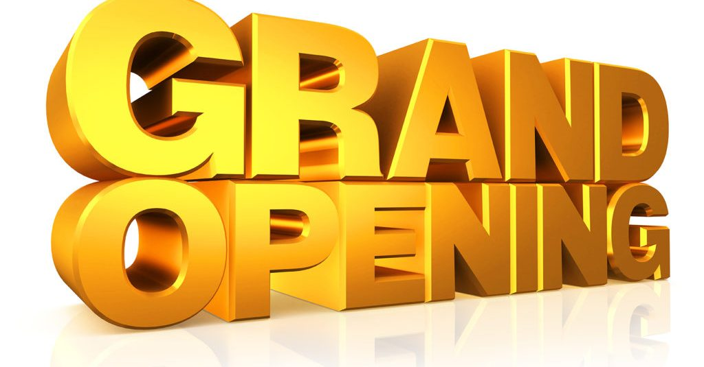 Smithy Update – Sunday 26th January Official opening ceremony at 1pm