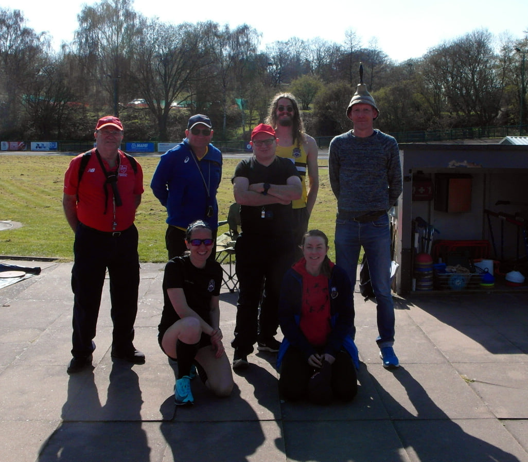 Ollie's Halesowen Track Time Trials April 2021 – Results and Photos
