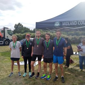 Midland Road Relays Autumn 2021 – Results and Photos